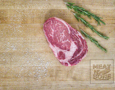 Boneless Ribeye Steak | USDA Prime - Meat N' Bone