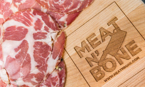 Capocollo - Meat N' Bone