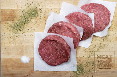 Wagyu Burgers (4 pack) - Meat N' Bone