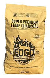 FOGO Premium Charcoal- Large Chunks - Meat N' Bone