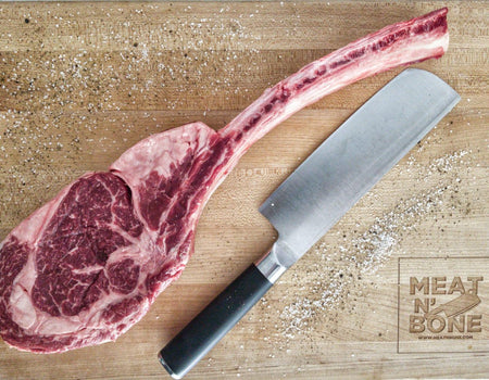 Tomahawk Steak | BMS 8-9 Wagyu