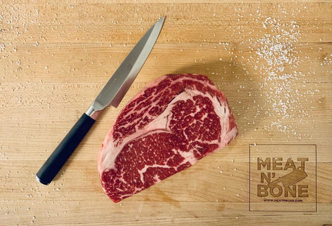 Ribeye Steak | BMS 8-9 | Wagyu - Meat N' Bone