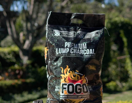 FOGO Premium Charcoal- Small/Medium Chunks
