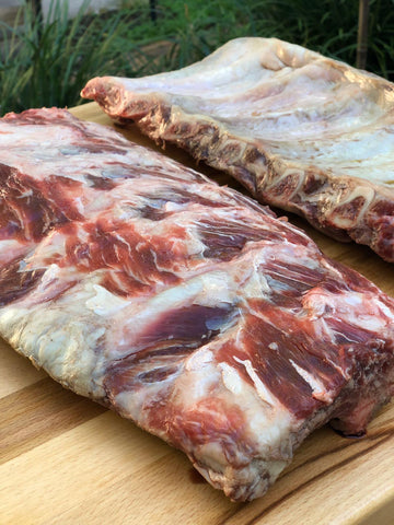 Beef Back Ribs | Wagyu BMS7+ - Meat N' Bone