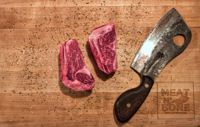 Bone-In Filet Mignon (2 pack) | G1 Certified - Meat N' Bone