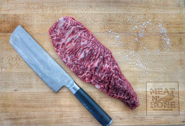 Flap Steak | Wagyu BMS7+ - Meat N' Bone