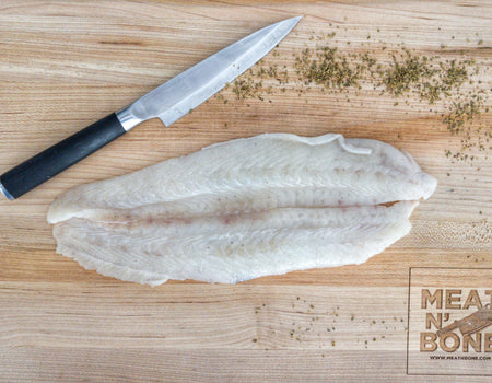 Spanish Sole | 5/6oz