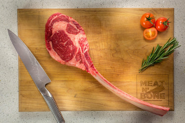 Tomahawk Steak | G1 Certified - Meat N' Bone