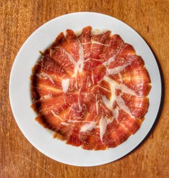 Jamon Serrano | Just Carved - Meat N' Bone
