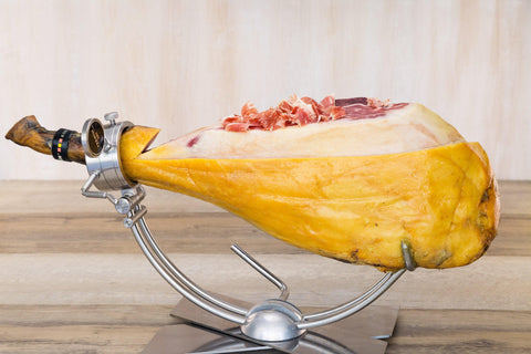 Acorn-fed 100% Iberico Ham (Bone-In)