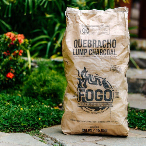 Argentinean Quebracho Lump Charcoal - Meat N' Bone