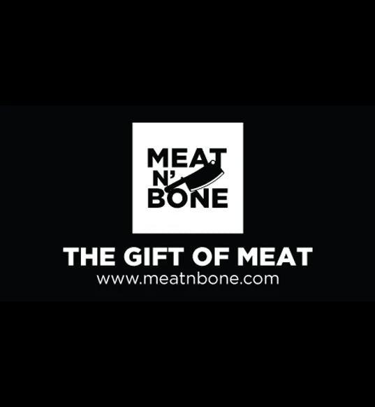 Meat N' Bone Gift Card (Physical)