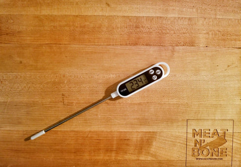 Instant Digital Meat Thermometer - Meat N' Bone