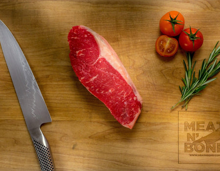 New York Strip Steak | G1 Certified - Meat N' Bone
