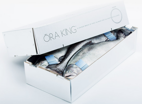 Ora King Salmon Filet | 6oz - Meat N' Bone