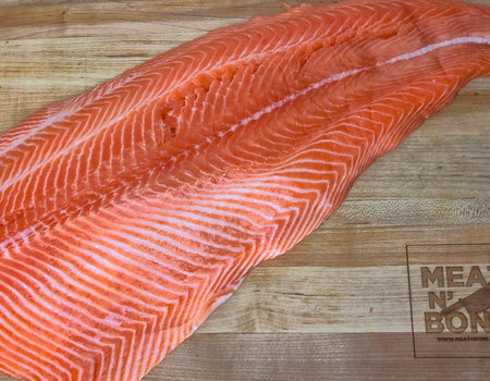 Ora King Salmon Side | 4-5 lbs