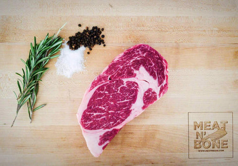 Boneless Ribeye Steak | USDA Prime