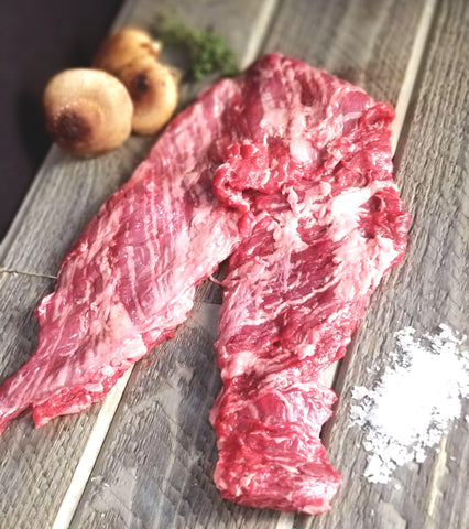 Outside Skirt Steak | Wagyu-Angus Cross - Meat N' Bone