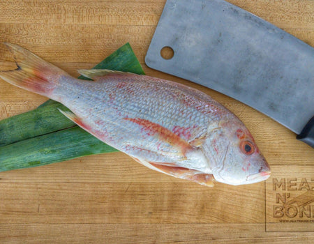 Caribbean Red Snapper | Wild Caught - Meat N' Bone
