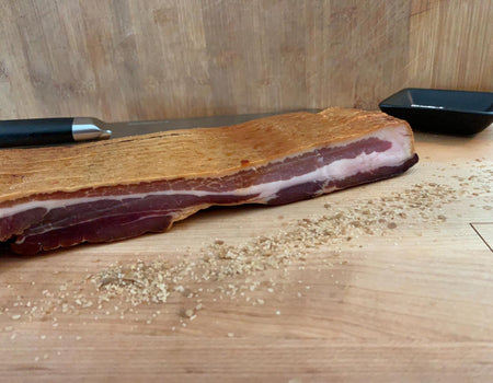 Artisan Smoked Bacon (Thick Cut)