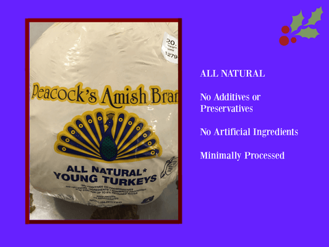 Thanksgiving Amish Turkey