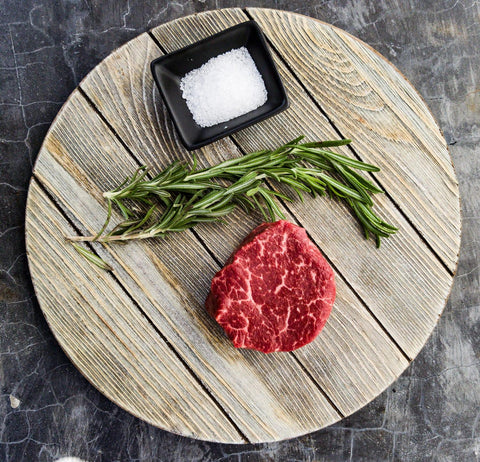 Filet Mignon 8oz Center-Cut | Wagyu BMS 7+