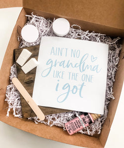 DIY Kit - Local pick up/ Free Delivery within 10 miles. This item is not being shipped