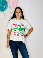 Load image into Gallery viewer, Joyce Shoot Your Eye Out Tee