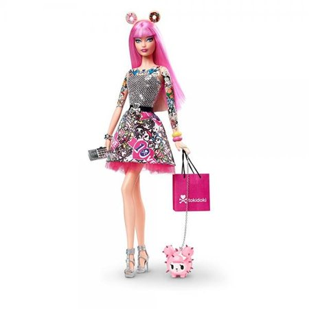 10th Anniversary Tokidoki Barbie