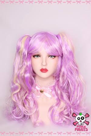 Lolita Clip On Wig Sweet Shake