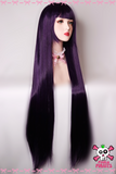 100cm Dark Purple Cosplay Wig