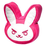 Official Overwatch D.Va Plush Pillow Toy from Blizzard Entertainment