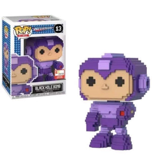 Funko Pop! 8-Bit #13 Black Hole Bomb (2018 E3 Exclusive) Megaman