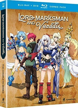Lord Marksman and Vanadis: The Complete Series