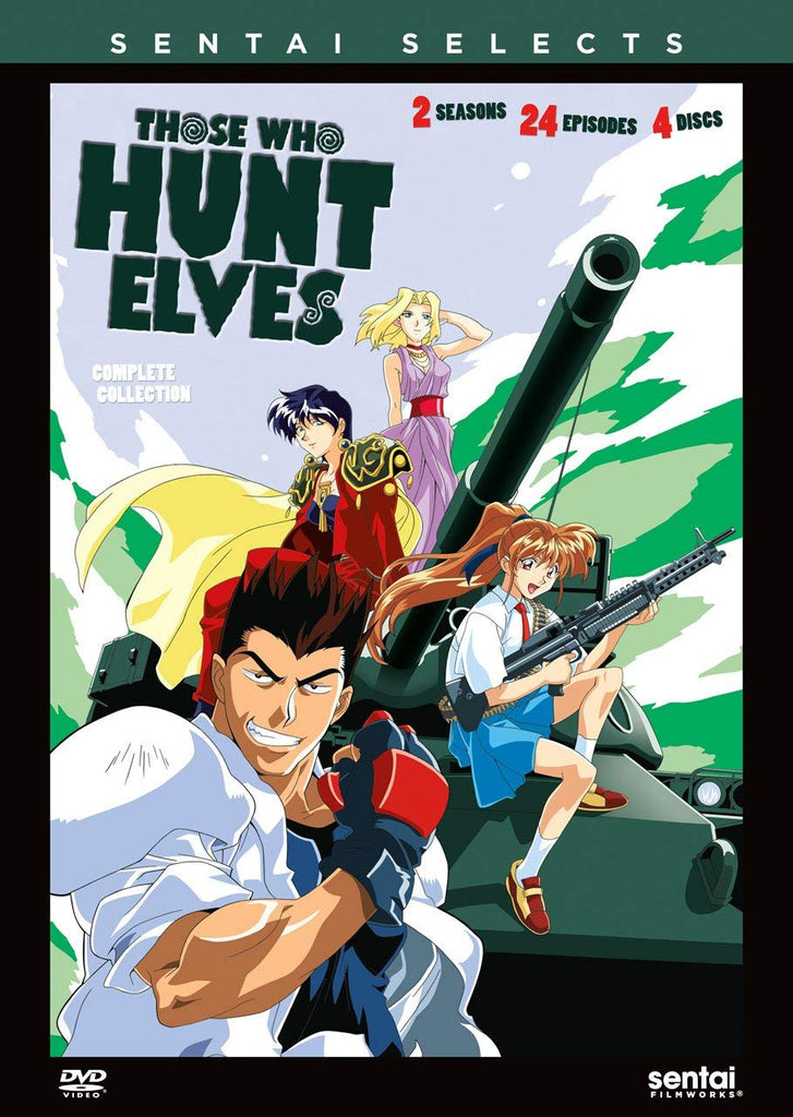 Those Who Hunt Elves: Complete Collection Season 1 & 2