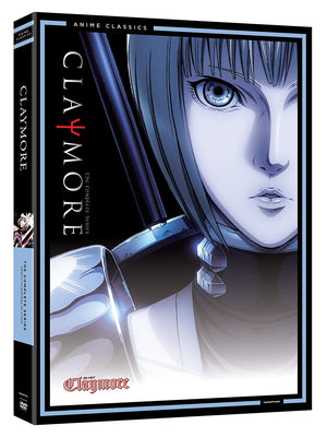 Claymore Complete Series