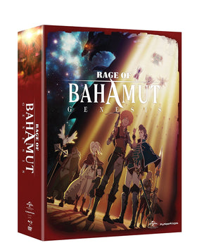 Rage of Bahamut Genesis Limited Edition