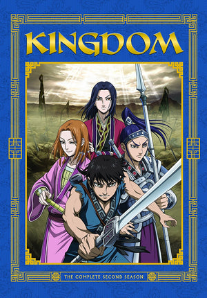 Kingdom Season 2 Complete