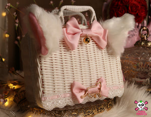 Princess Neko Sweet Lolita Basket Briefcase Bag*Limited