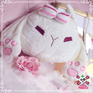 Sleepy Bunny Handbag/Backpack