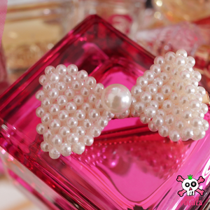 Sweet Pearl Hairbow Hairclip