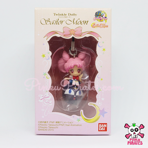Sailor Moon x Twinkle Dolly Vol 1. Chibiusa w/ Luna-P Charm
