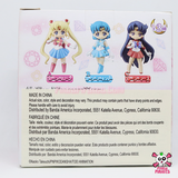 Banpresto Sailor Moon 2.4-Inch Crystal Collectable Figure for Girls Sailor Mars Figure, Volume 1