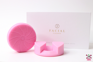 Wireless Facial Cleansing Brush