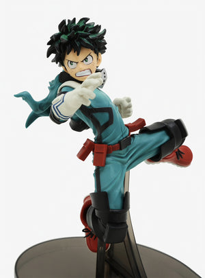 My Hero Academia Banpresto Amazing Heroes Vol. 1 Figure - Izuku Midoriya