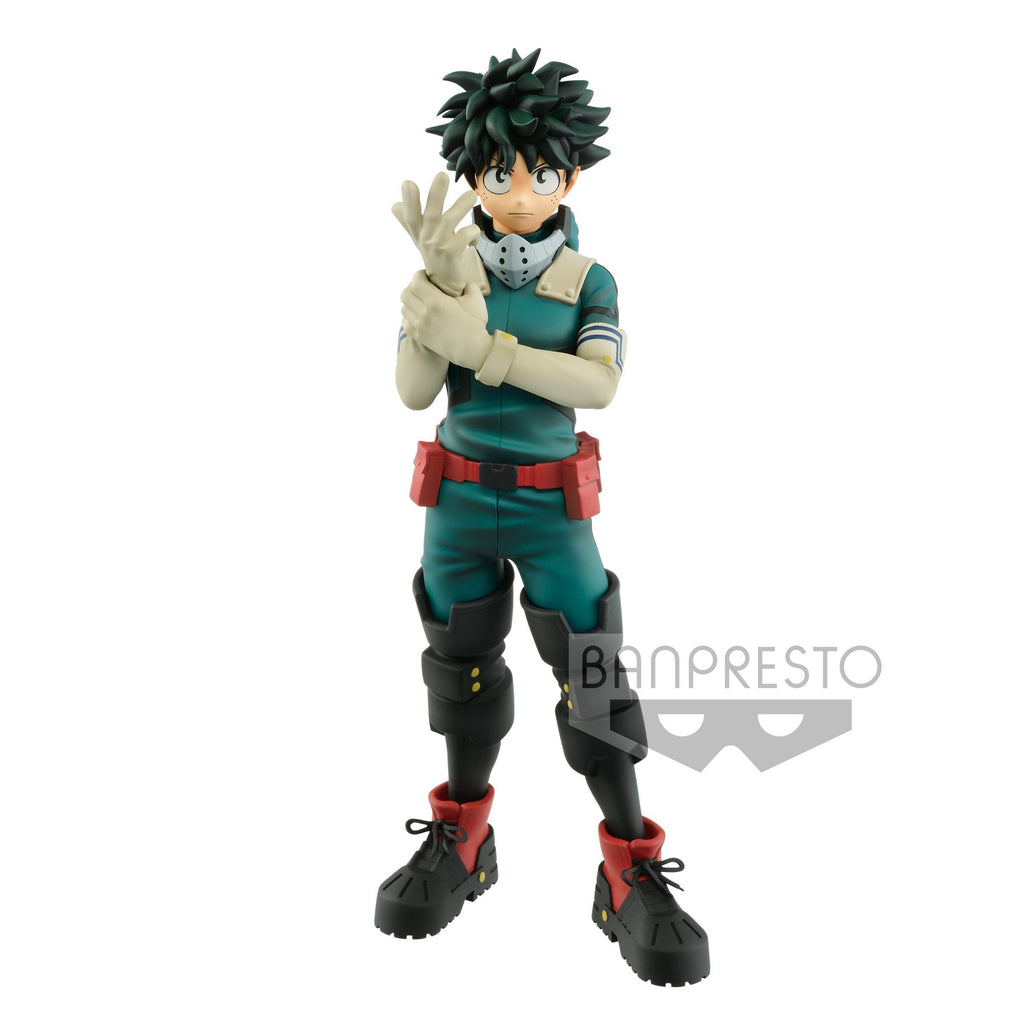 My Hero Academia - Deku Prize Figure (Age Of Heroes Edition)