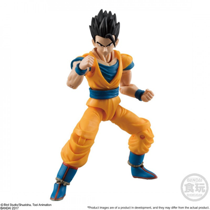 "Dragon Ball Shodo 6 ""Dragon Ball Z"", Bandai Shodo"