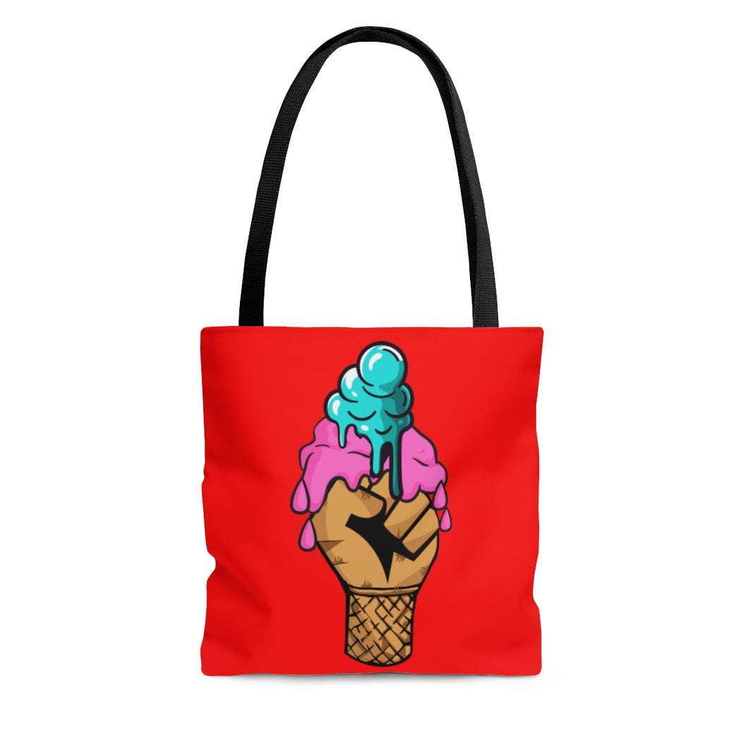 Ice-cream Civil Rights Tote Bag-Black Lives Matter-Civil Right Movement - kemetistry