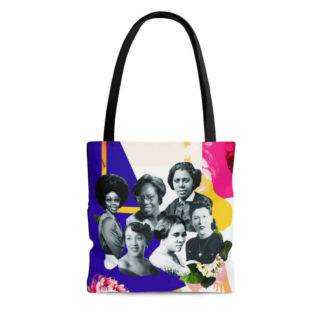 Black Women Inventors Tote Bag- Black Histroy - kemetistry