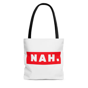 Nah Rosa Parks, 1955 Quote Shopping Tote Bag - kemetistry